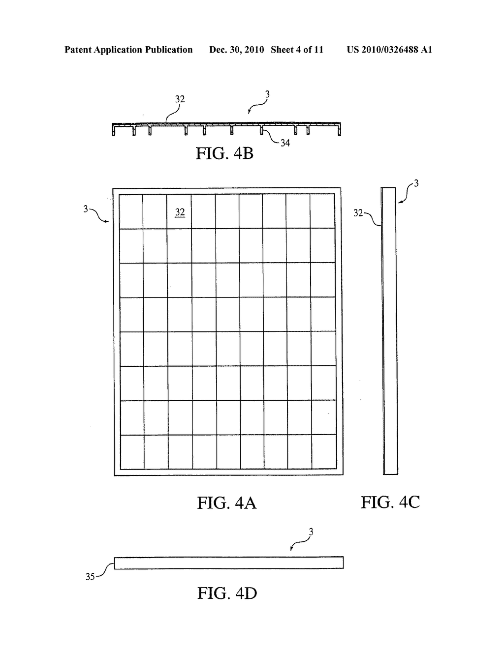 Simulated photovoltaic module and array including same - diagram, schematic, and image 05