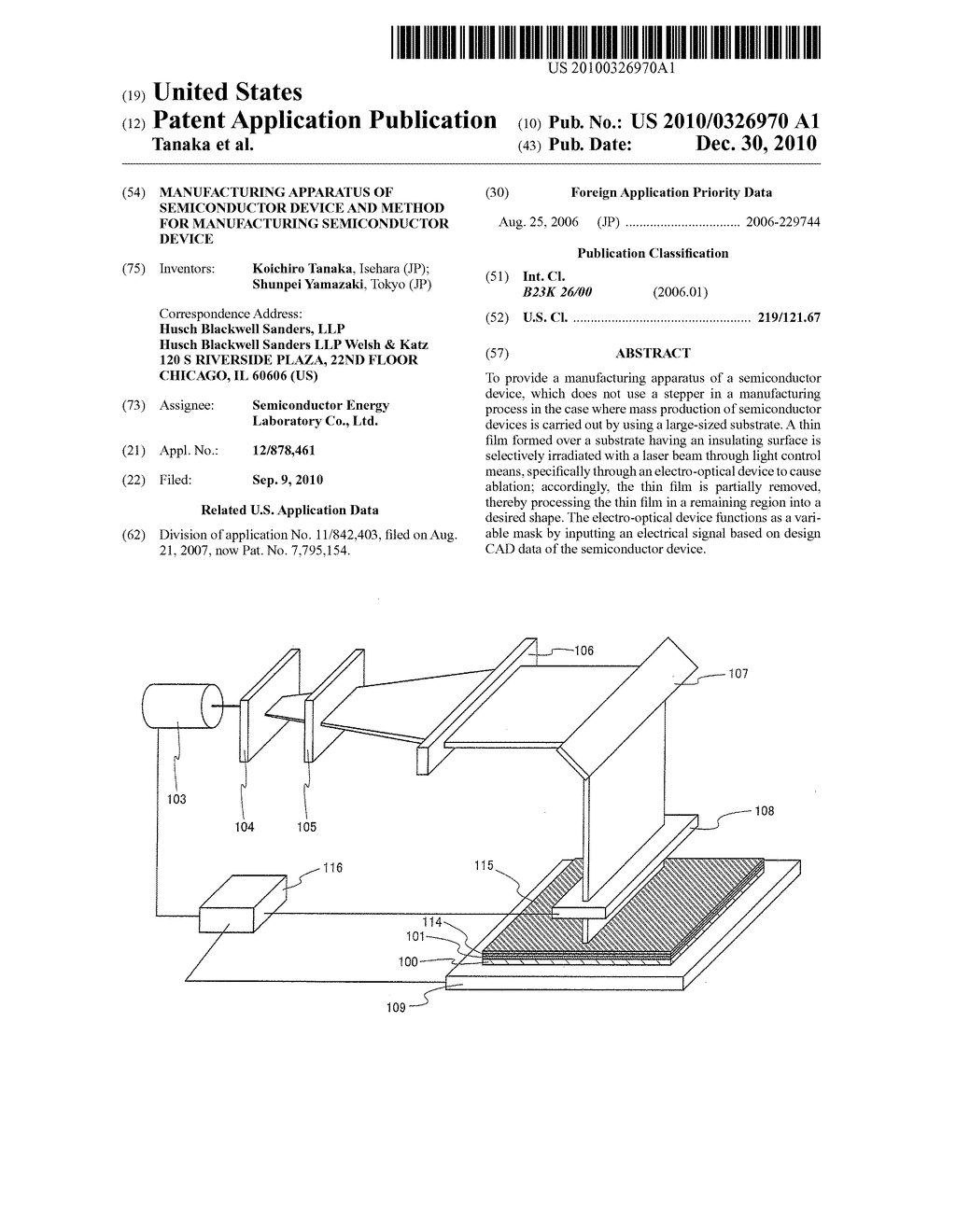 Manufacturing Apparatus of Semiconductor Device and Method for Manufacturing Semiconductor Device - diagram, schematic, and image 01
