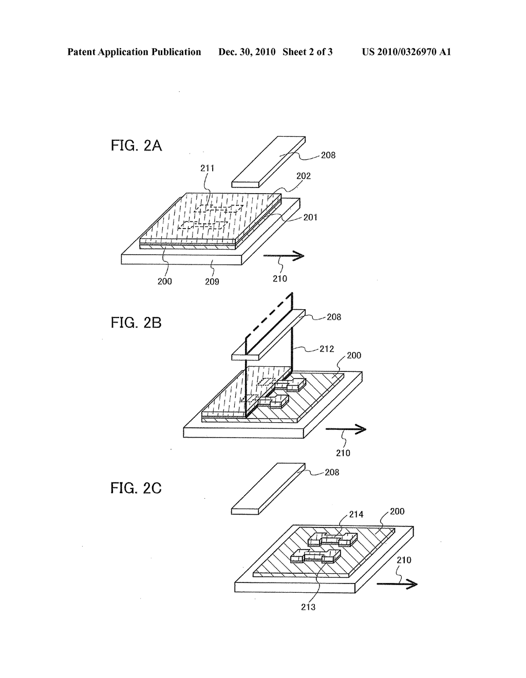 Manufacturing Apparatus of Semiconductor Device and Method for Manufacturing Semiconductor Device - diagram, schematic, and image 03