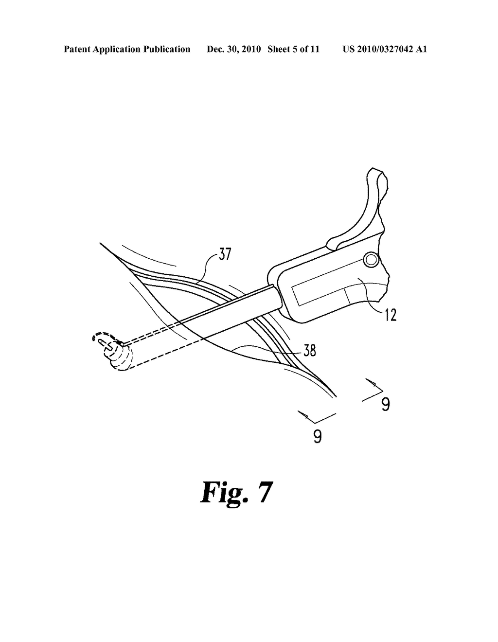 HERNIA STAPLER WITH INTEGRATED MESH MANIPULATOR - diagram, schematic, and image 06