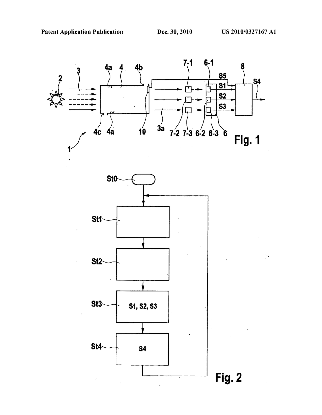 Spectroscopic gas sensor and method for ascertaining an alcohol concentration in a supplied air volume, in particular an exhaled volume - diagram, schematic, and image 02