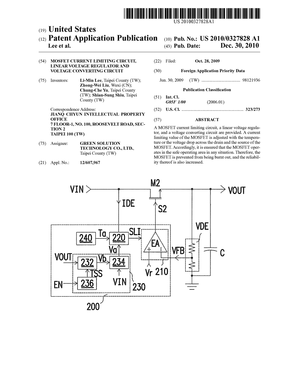 Mosfet Current Limiting Circuit Linear Voltage Regulator And Converting Diagram Schematic Image 01