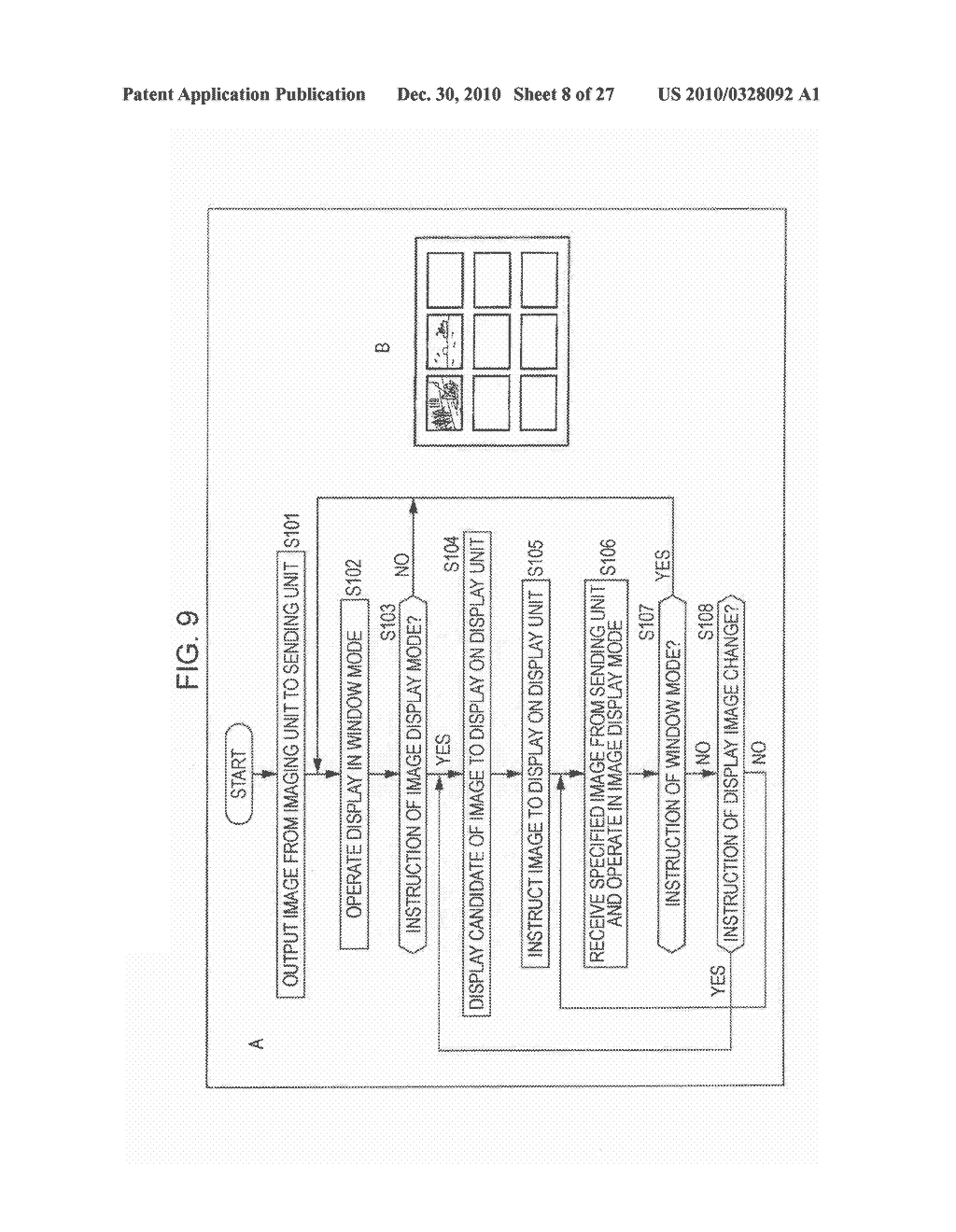 COMMUNICATION DEVICE, COMMUNICATION METHOD AND PROGRAM - diagram, schematic, and image 09
