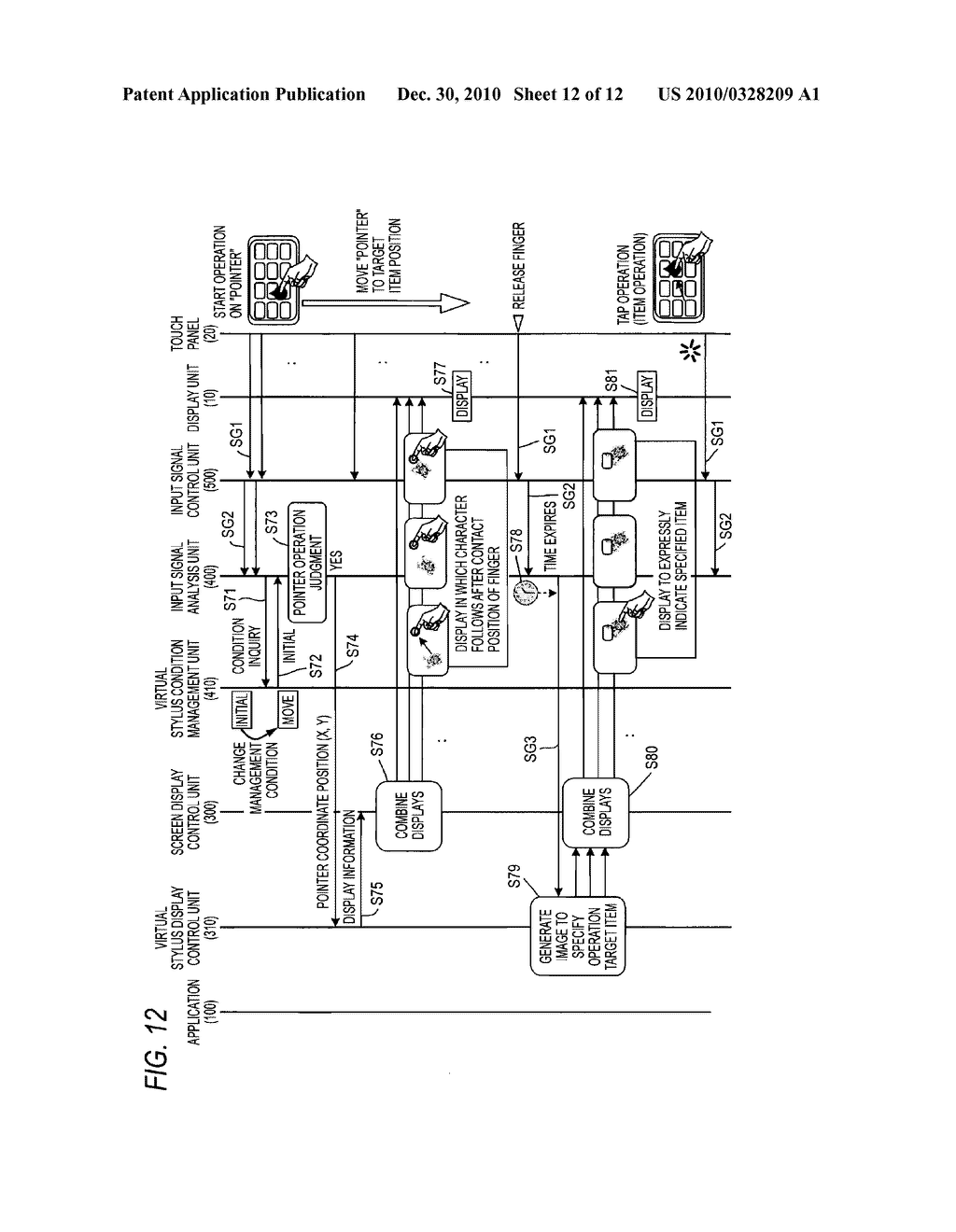 INPUT DEVICE FOR ELECTRONIC APPARATUS - diagram, schematic, and image 13