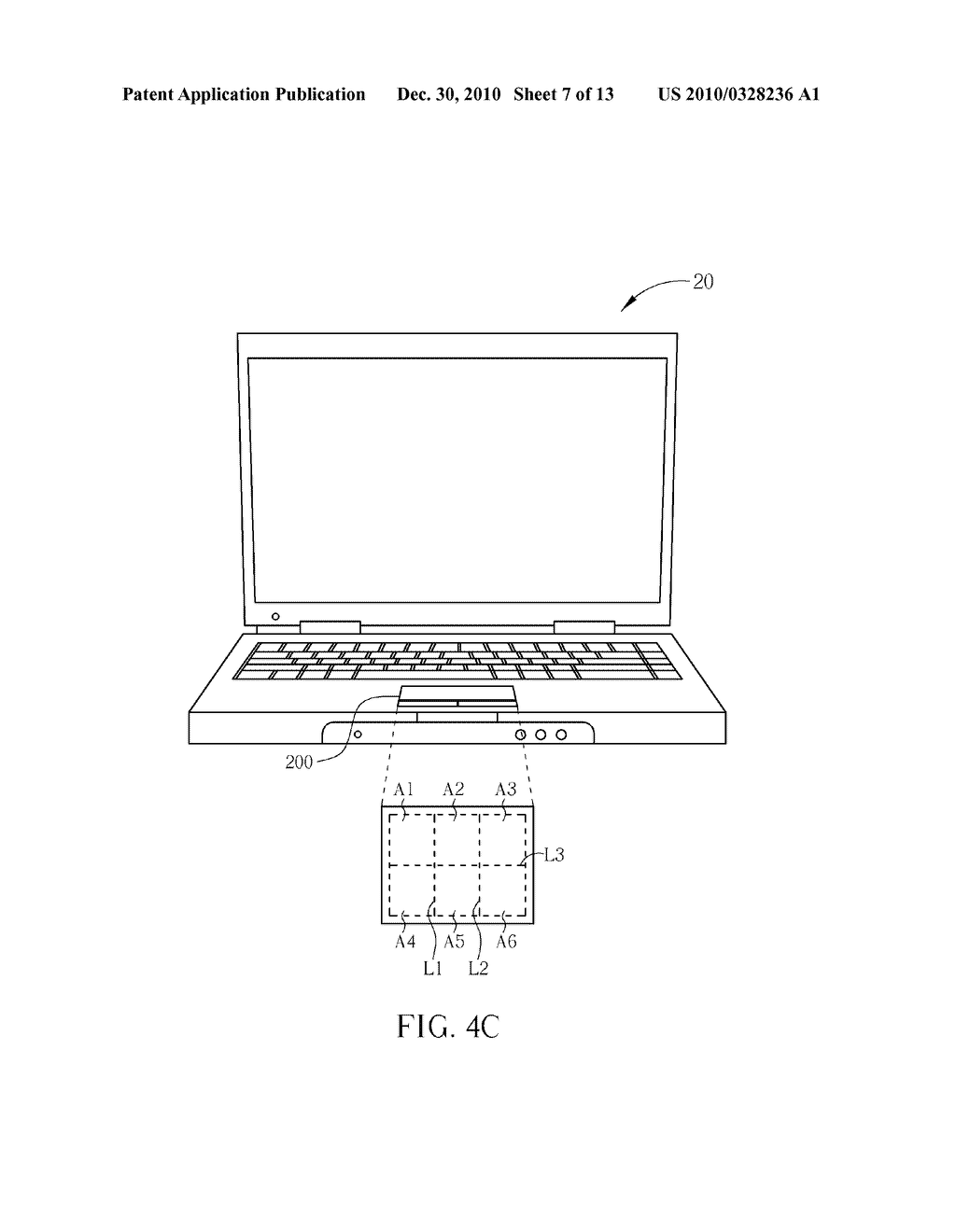 Method for Controlling a Computer System and Related Computer System - diagram, schematic, and image 08