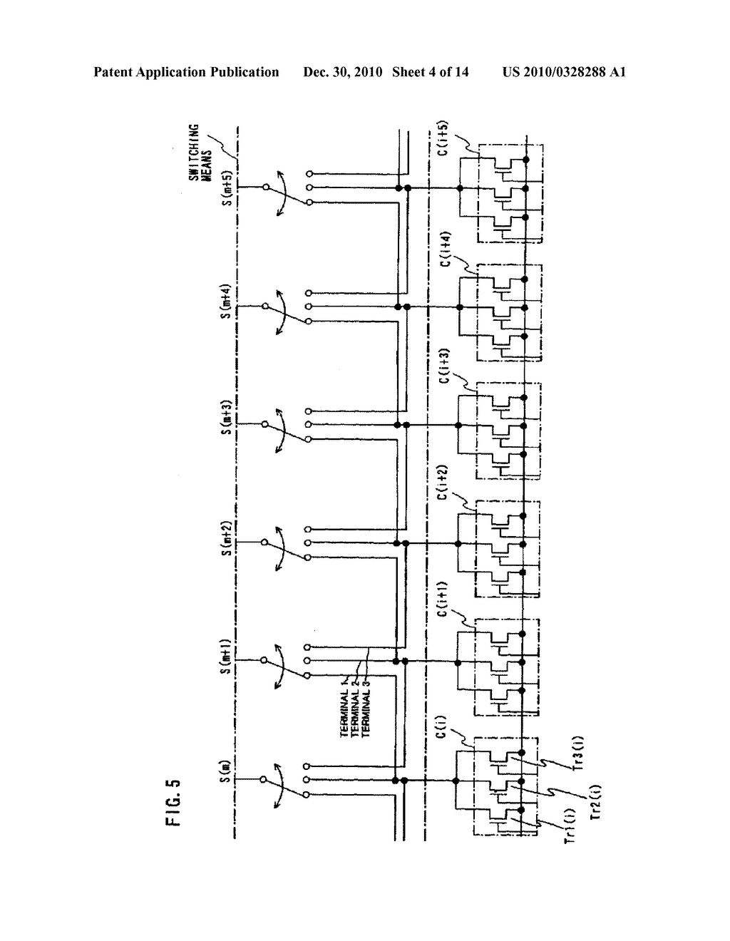 SEMICONDUCTOR INTEGRATED CIRCUIT AND METHOD OF DRIVING THE SAME - diagram, schematic, and image 05