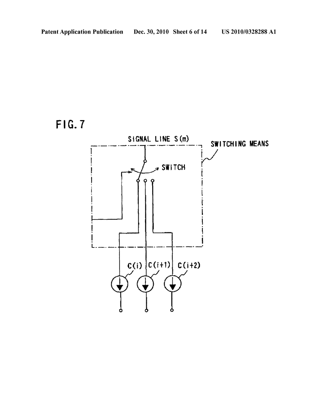 SEMICONDUCTOR INTEGRATED CIRCUIT AND METHOD OF DRIVING THE SAME - diagram, schematic, and image 07
