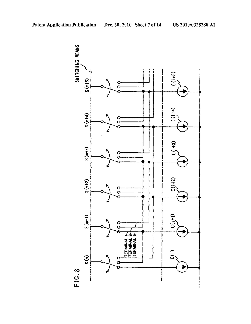 SEMICONDUCTOR INTEGRATED CIRCUIT AND METHOD OF DRIVING THE SAME - diagram, schematic, and image 08