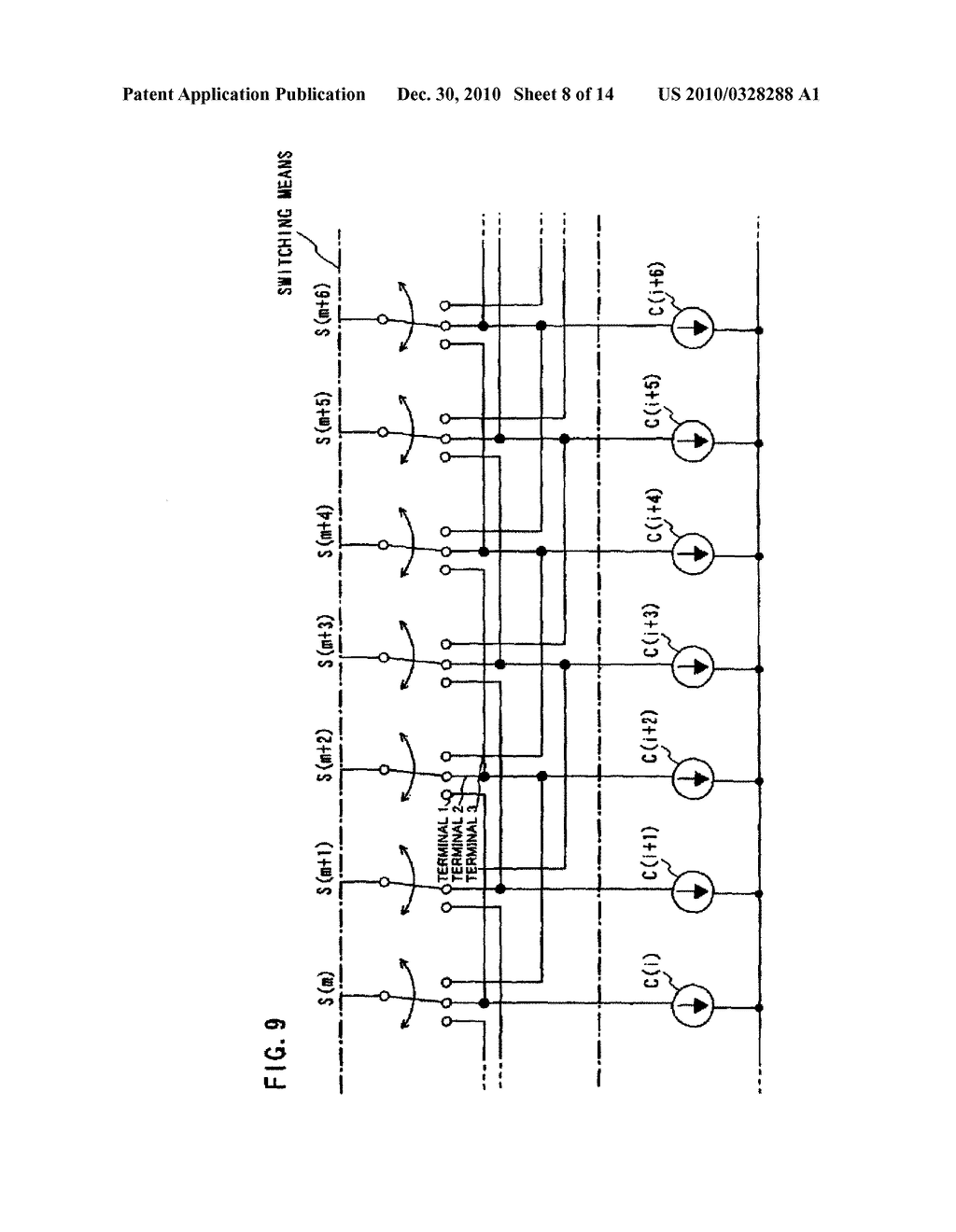 SEMICONDUCTOR INTEGRATED CIRCUIT AND METHOD OF DRIVING THE SAME - diagram, schematic, and image 09