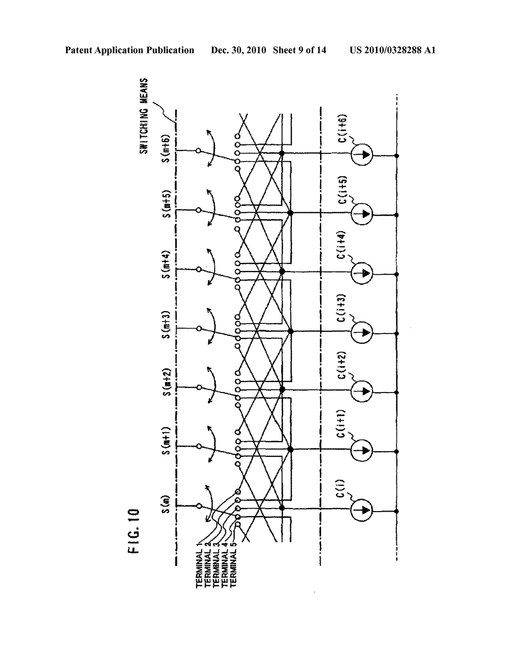 SEMICONDUCTOR INTEGRATED CIRCUIT AND METHOD OF DRIVING THE SAME - diagram, schematic, and image 10