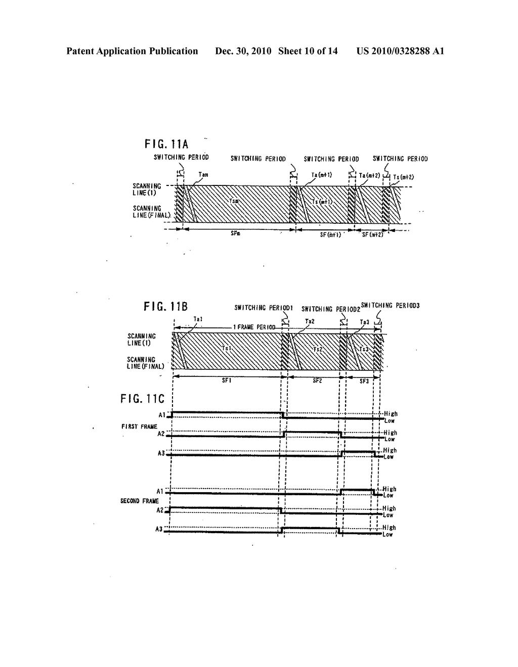 SEMICONDUCTOR INTEGRATED CIRCUIT AND METHOD OF DRIVING THE SAME - diagram, schematic, and image 11