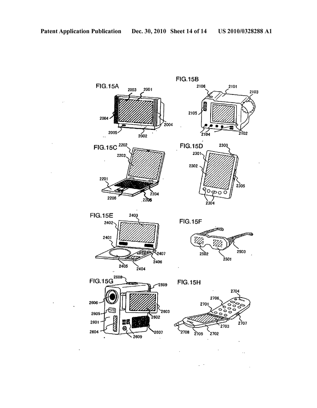 SEMICONDUCTOR INTEGRATED CIRCUIT AND METHOD OF DRIVING THE SAME - diagram, schematic, and image 15
