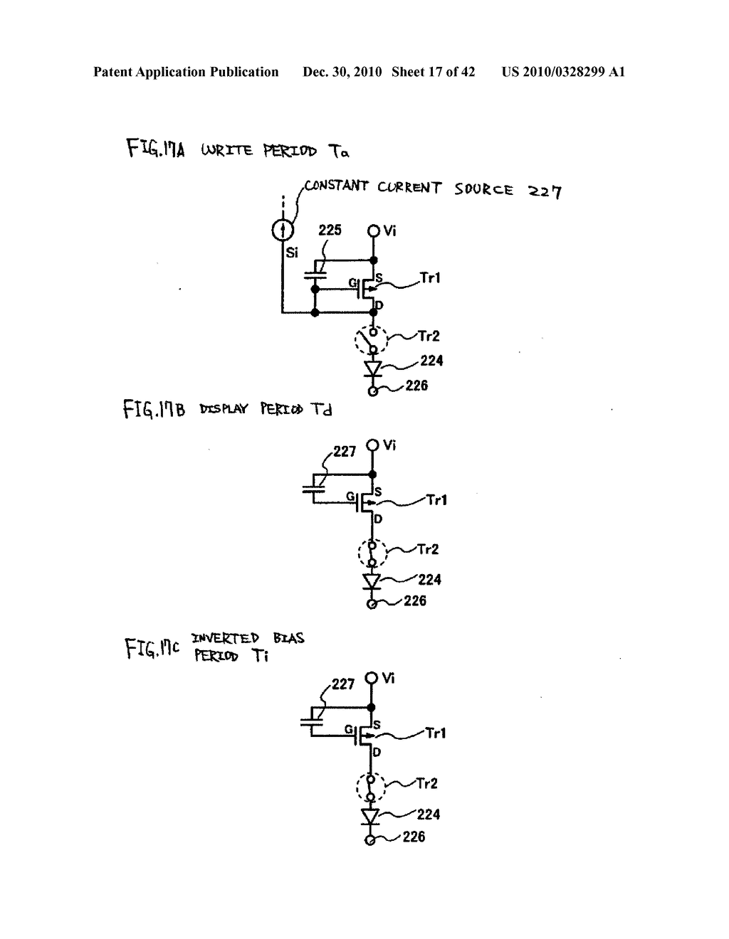 LIGHT EMITTING DEVICE, DRIVING METHOD OF LIGHT EMITTING DEVICE AND ELECTRONIC DEVICE - diagram, schematic, and image 18