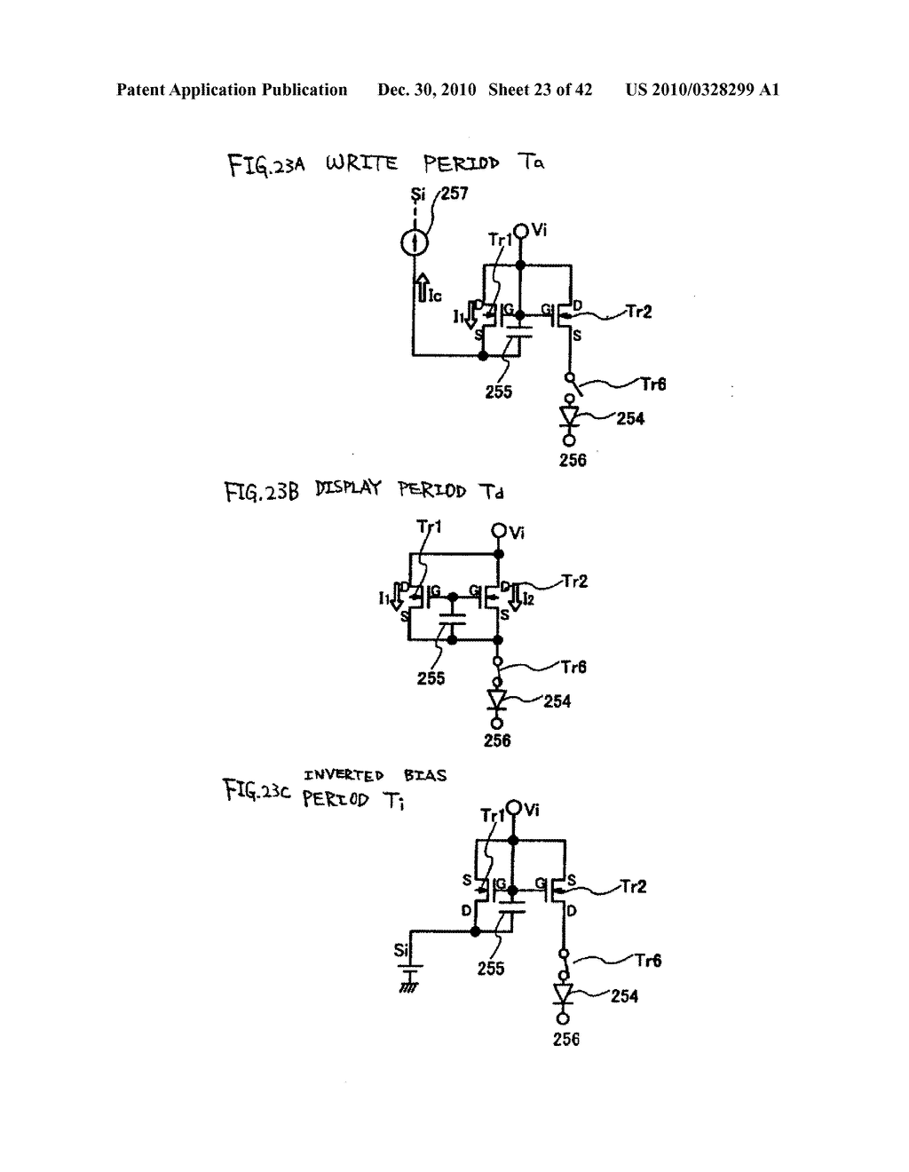 LIGHT EMITTING DEVICE, DRIVING METHOD OF LIGHT EMITTING DEVICE AND ELECTRONIC DEVICE - diagram, schematic, and image 24