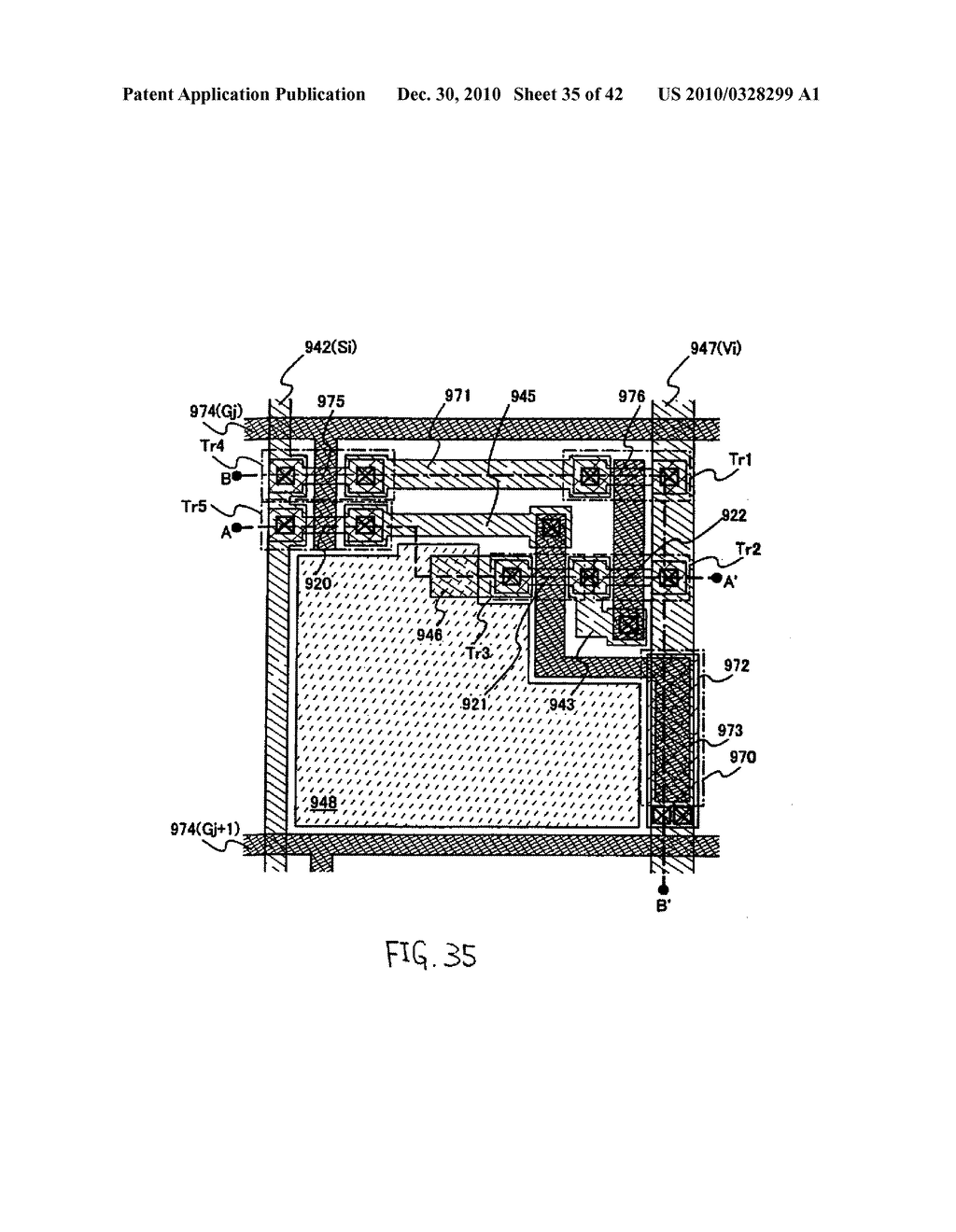 LIGHT EMITTING DEVICE, DRIVING METHOD OF LIGHT EMITTING DEVICE AND ELECTRONIC DEVICE - diagram, schematic, and image 36