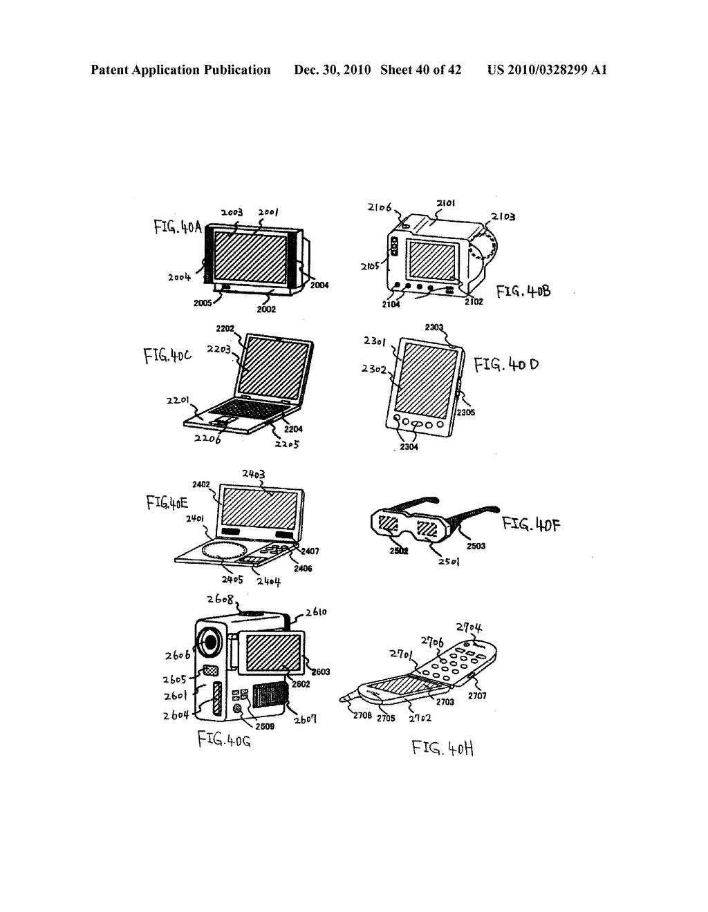 LIGHT EMITTING DEVICE, DRIVING METHOD OF LIGHT EMITTING DEVICE AND ELECTRONIC DEVICE - diagram, schematic, and image 41
