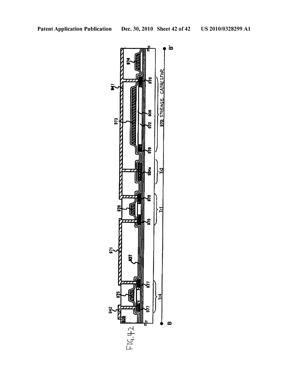 LIGHT EMITTING DEVICE, DRIVING METHOD OF LIGHT EMITTING DEVICE AND ELECTRONIC DEVICE - diagram, schematic, and image 43