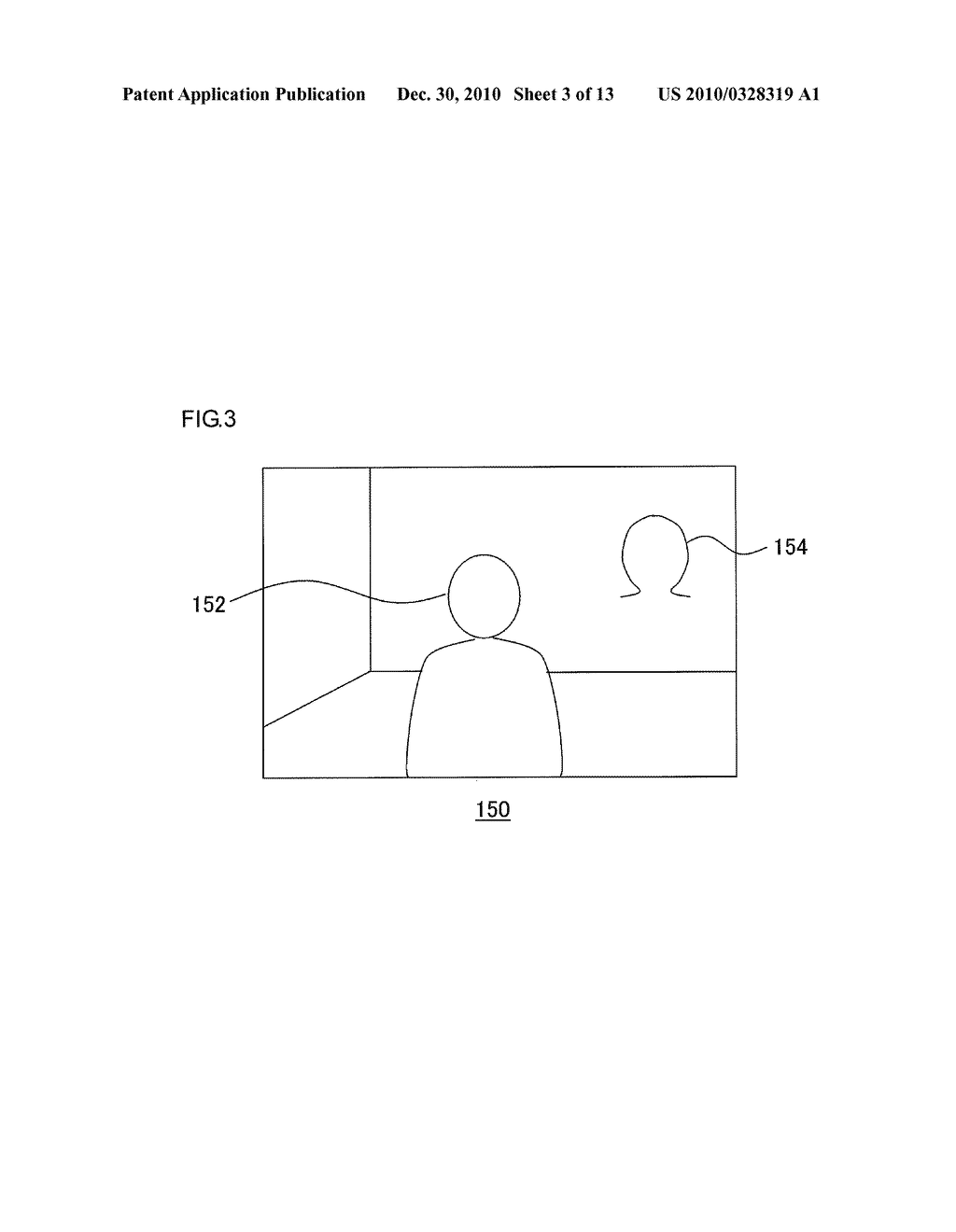 INFORMATION PROCESSOR AND INFORMATION PROCESSING METHOD FOR PERFORMING PROCESS ADAPTED TO USER MOTION - diagram, schematic, and image 04