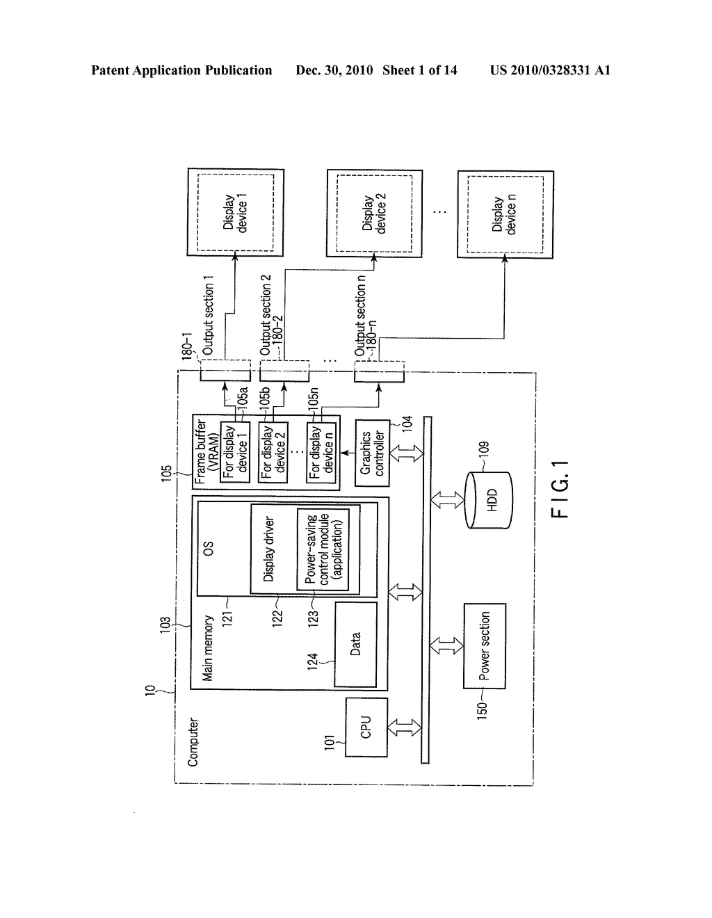INFORMATION PROCESSING APPARATUS AND DISPLAY CONTROL METHOD - diagram, schematic, and image 02