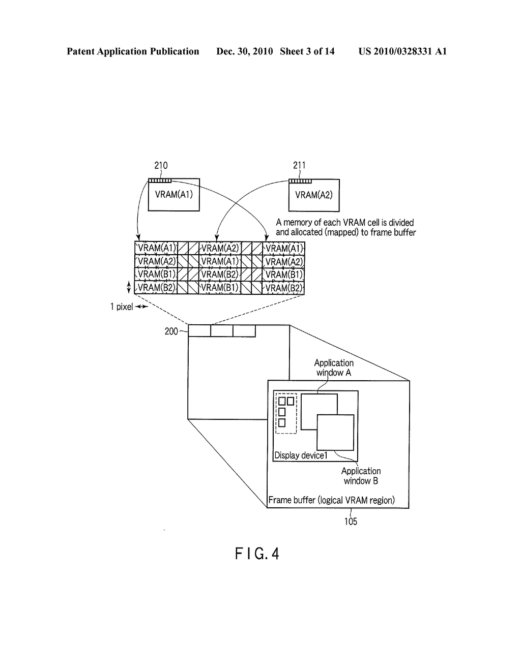 INFORMATION PROCESSING APPARATUS AND DISPLAY CONTROL METHOD - diagram, schematic, and image 04