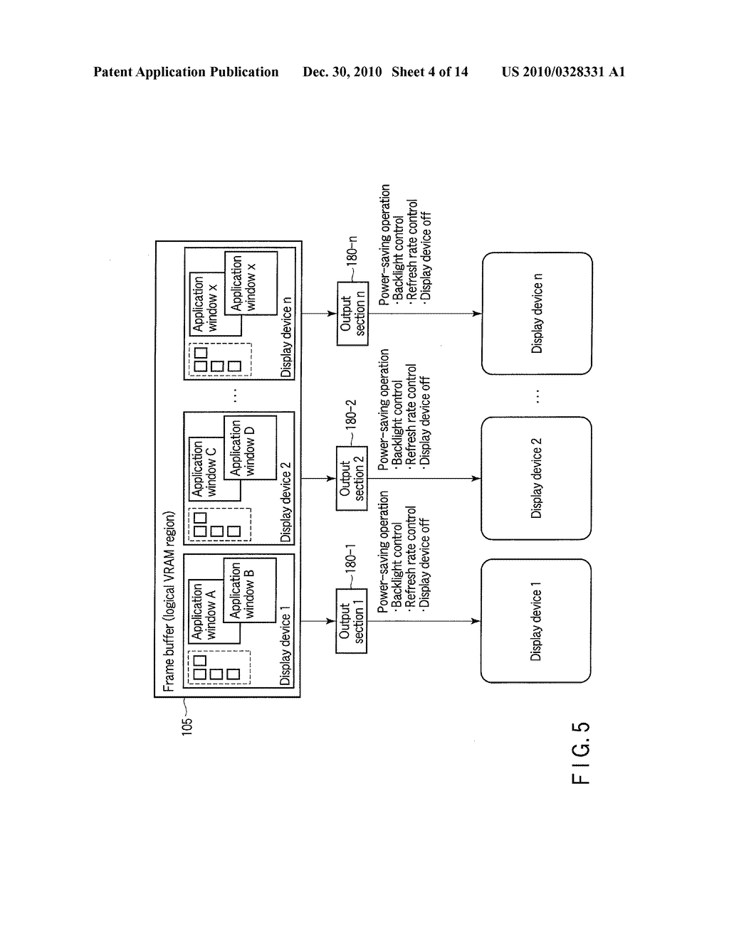 INFORMATION PROCESSING APPARATUS AND DISPLAY CONTROL METHOD - diagram, schematic, and image 05