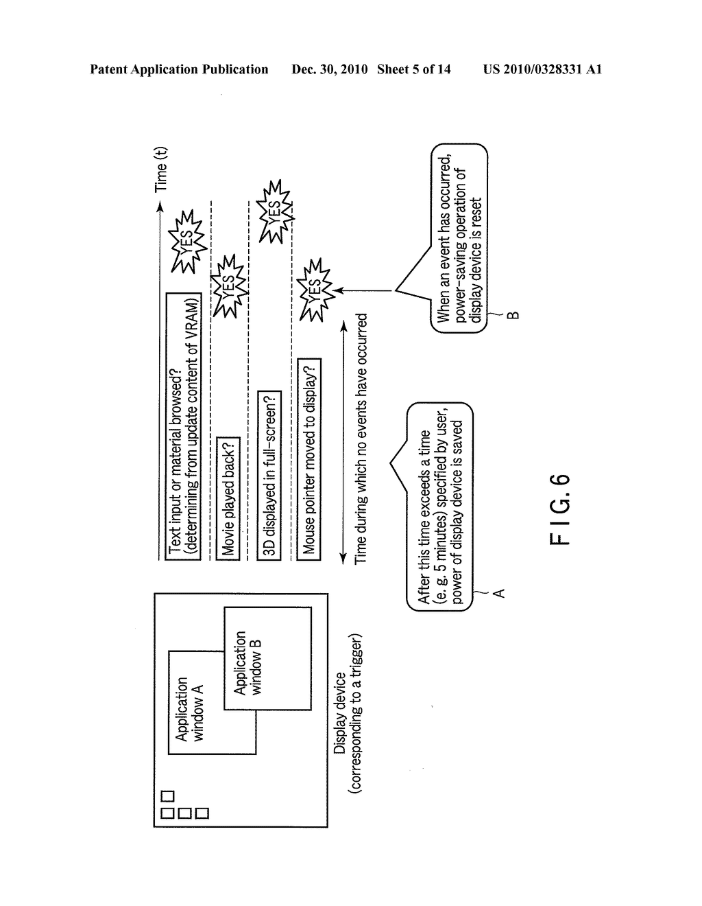 INFORMATION PROCESSING APPARATUS AND DISPLAY CONTROL METHOD - diagram, schematic, and image 06