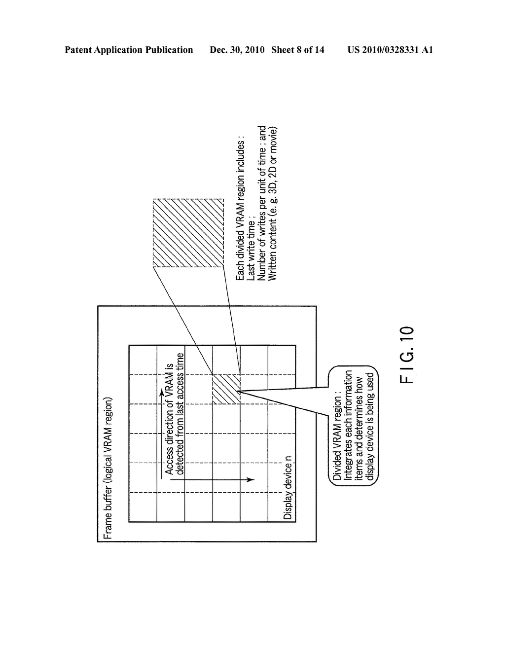 INFORMATION PROCESSING APPARATUS AND DISPLAY CONTROL METHOD - diagram, schematic, and image 09