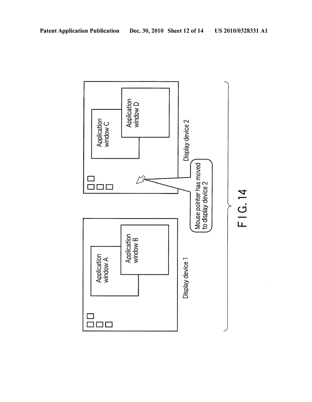 INFORMATION PROCESSING APPARATUS AND DISPLAY CONTROL METHOD - diagram, schematic, and image 13
