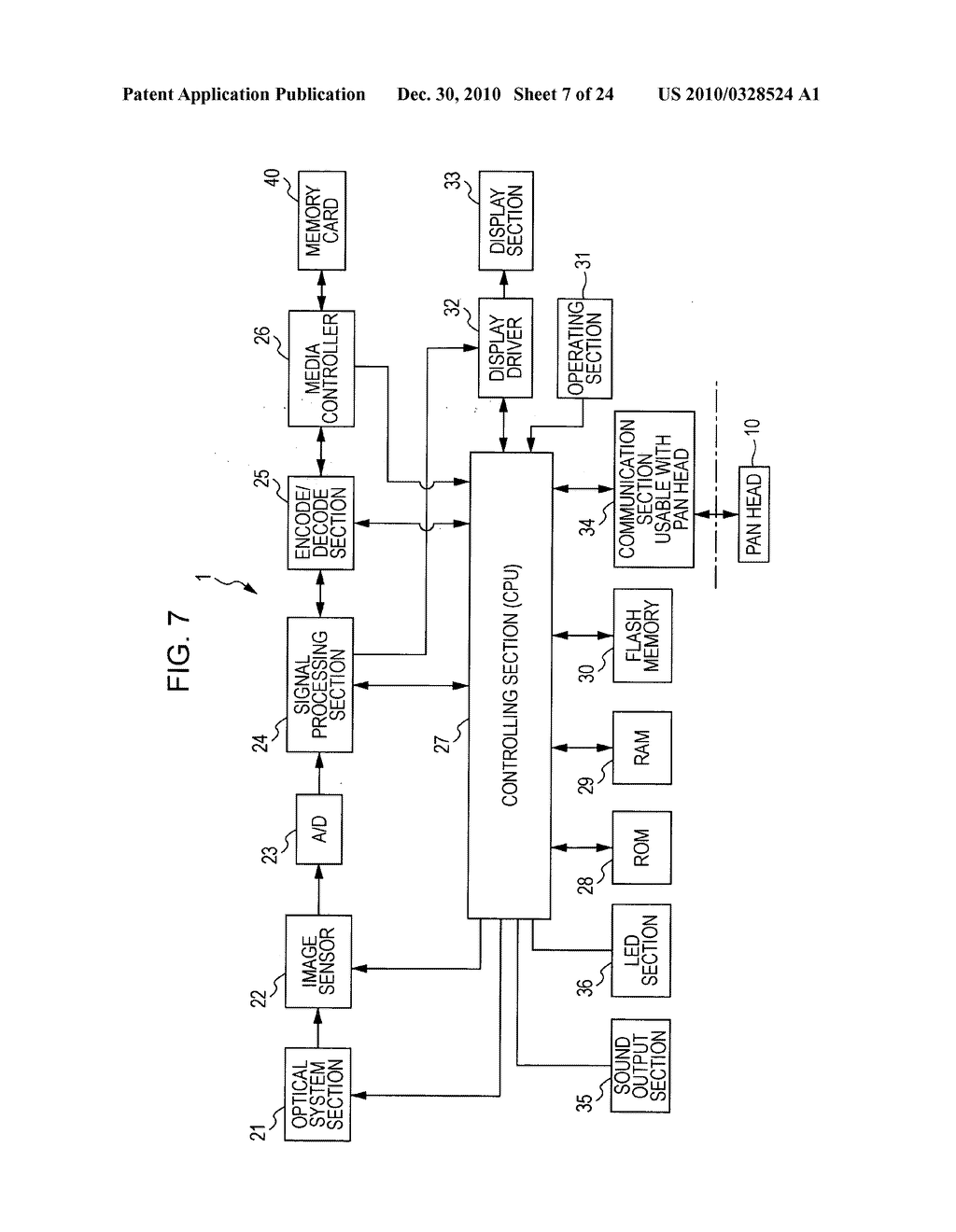 Movable-mechanical-section controlling device, method of controlling movable mechanical section, and program - diagram, schematic, and image 08