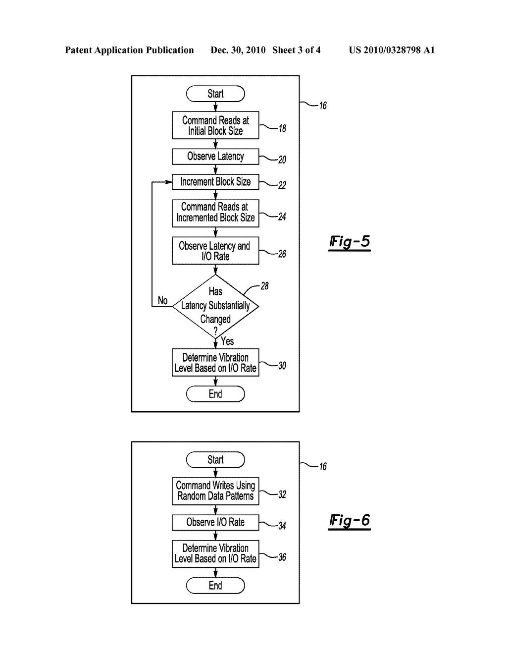 SYSTEM AND METHOD FOR DETERMINING VIBRATION OF AT LEAST ONE HARD DISK DRIVE - diagram, schematic, and image 04