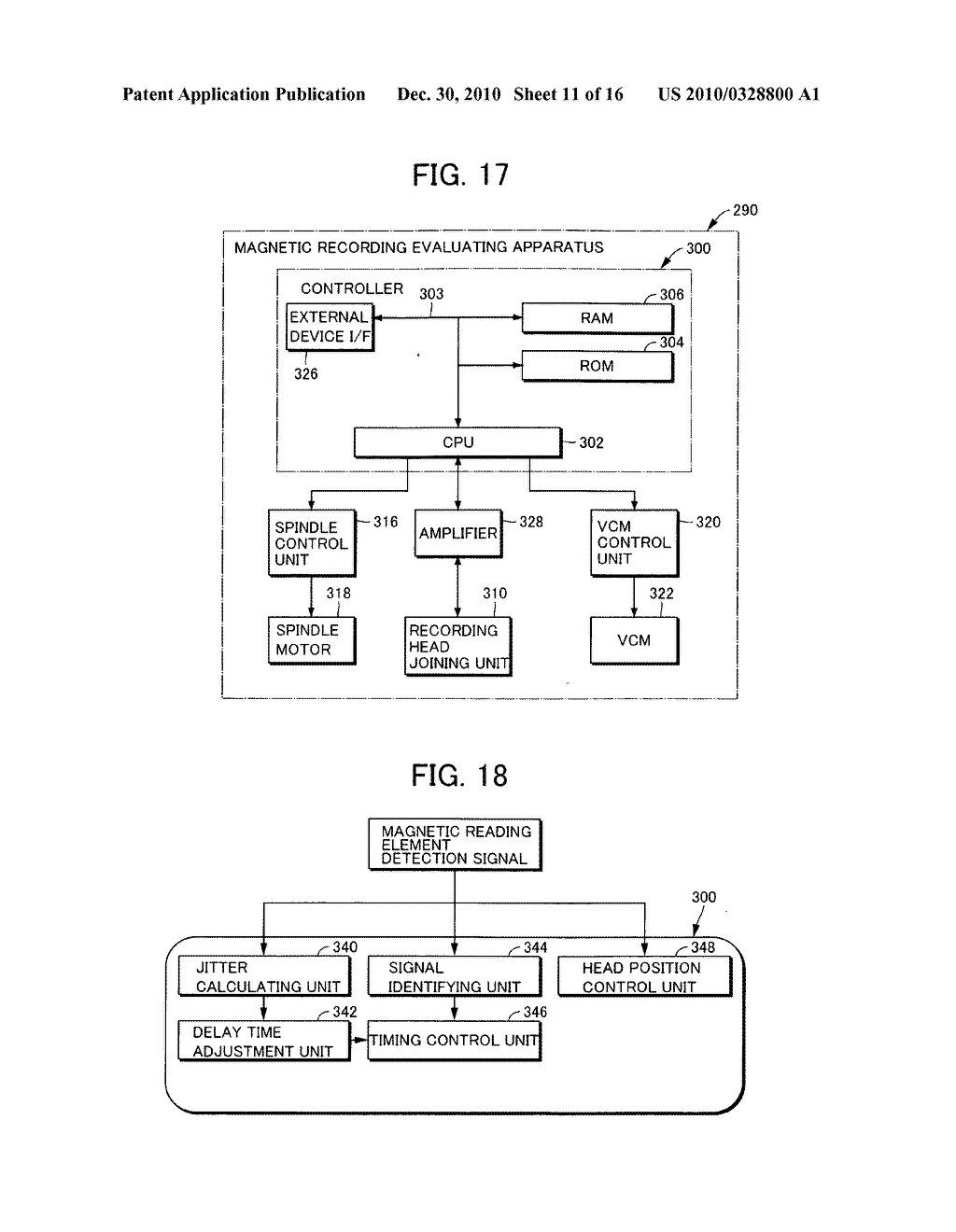 Magnetic recording apparatus and magnetic recording evaluating apparatus - diagram, schematic, and image 12