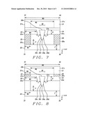 Composite shield structure of PMR writer for high track density diagram and image