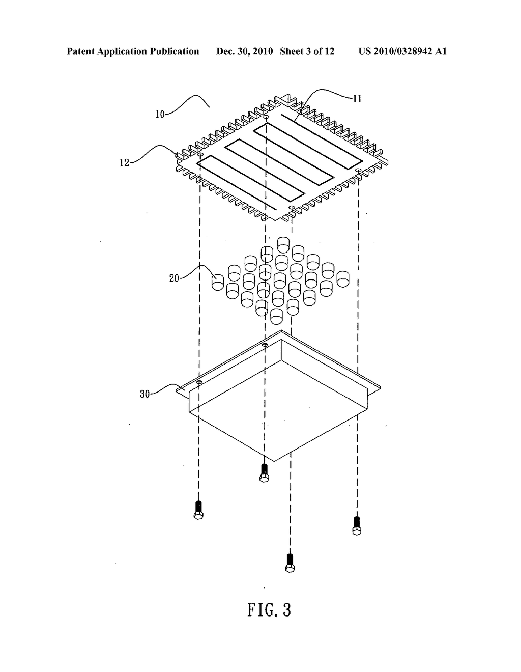 Ceramic radiator with conductive circuit - diagram, schematic, and image 04