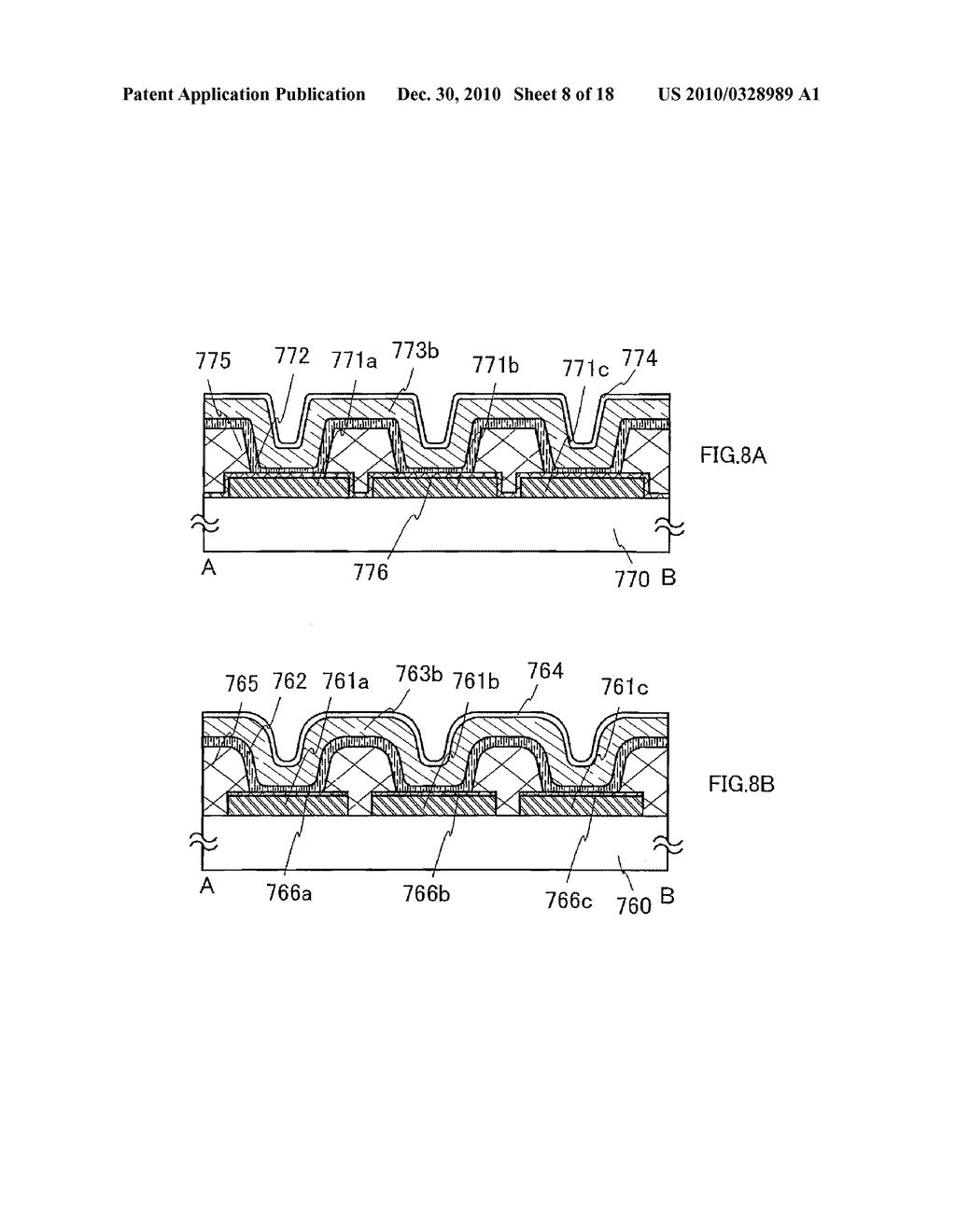 SEMICONDUCTOR DEVICE AND MANUFACTURING METHOD THEREOF AND METHOD FOR WRITING MEMORY ELEMENT - diagram, schematic, and image 09