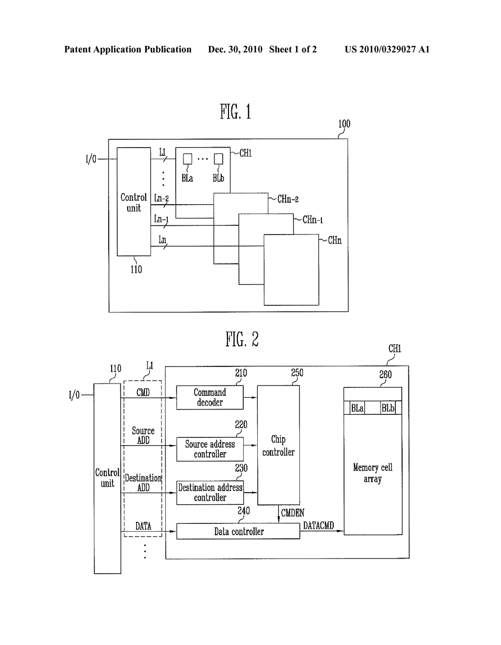 NONVOLATILE MEMORY DEVICE AND METHOD OF OPERATING THE SAME - diagram, schematic, and image 02