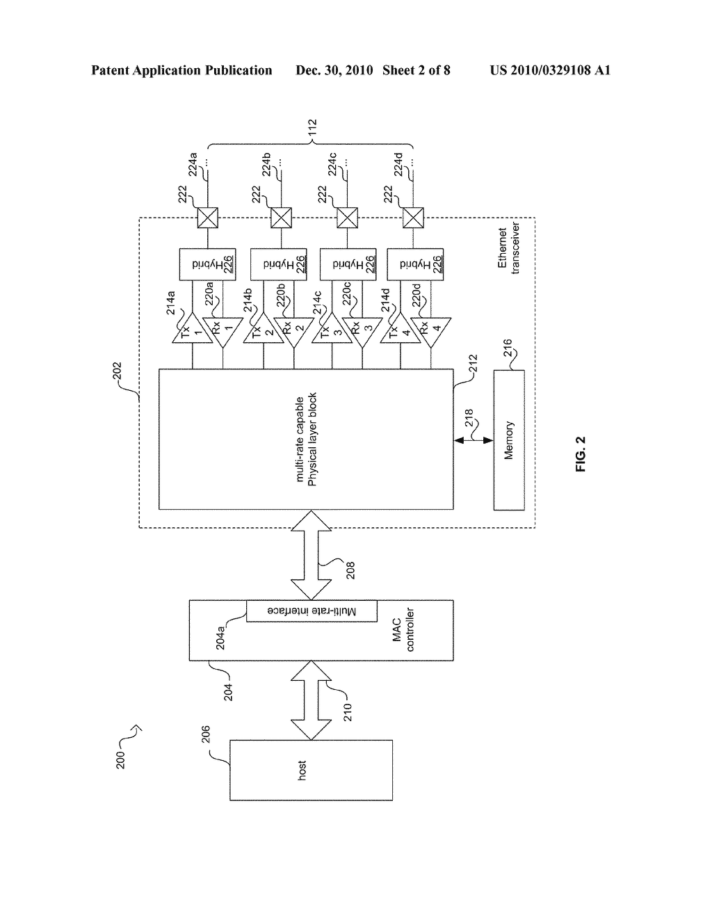 Method And System For Jitter And Frame Balance And/Or Rebalance For EEE Refresh Cycles - diagram, schematic, and image 03