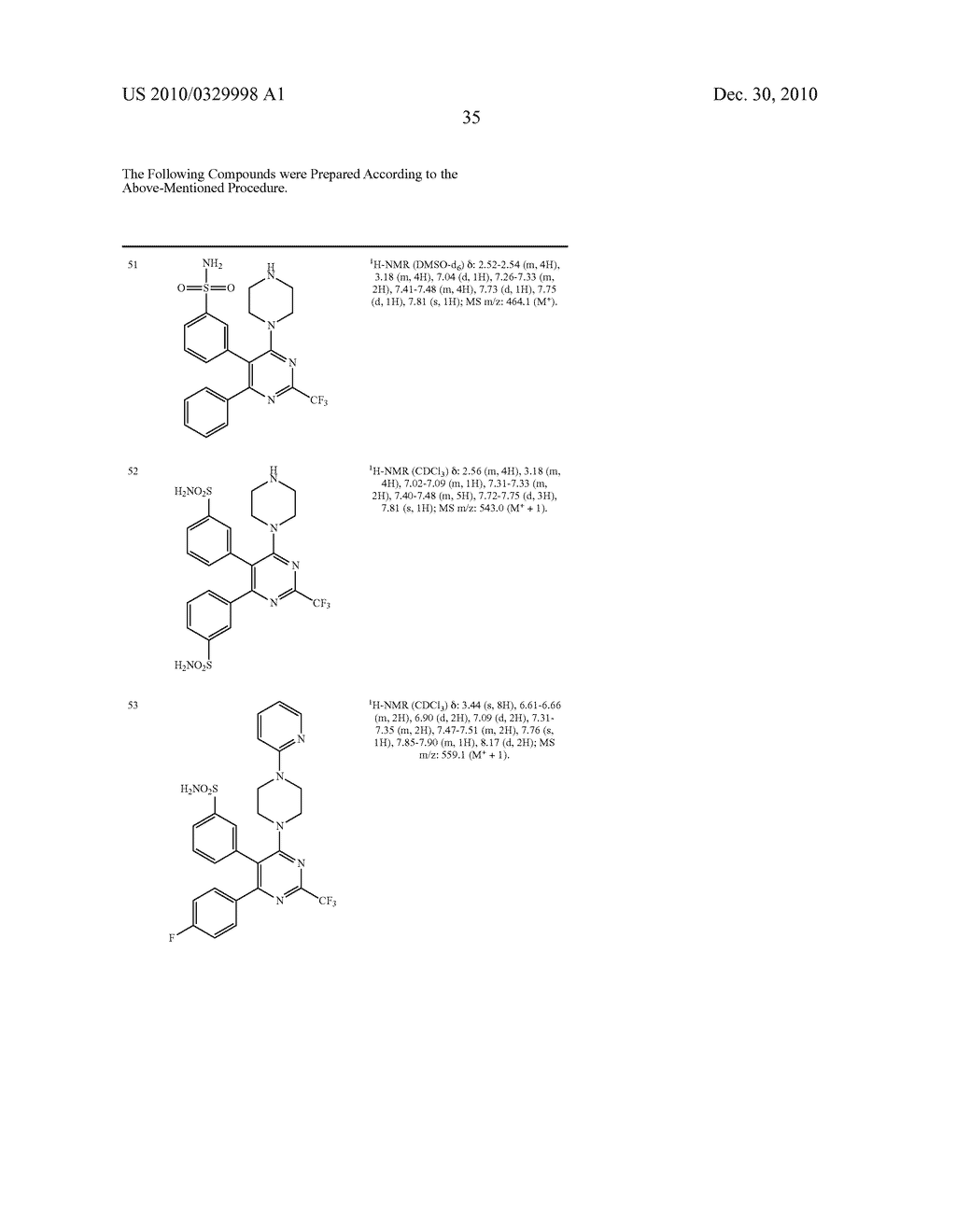 NOVEL HETEROCYCLES - diagram, schematic, and image 36