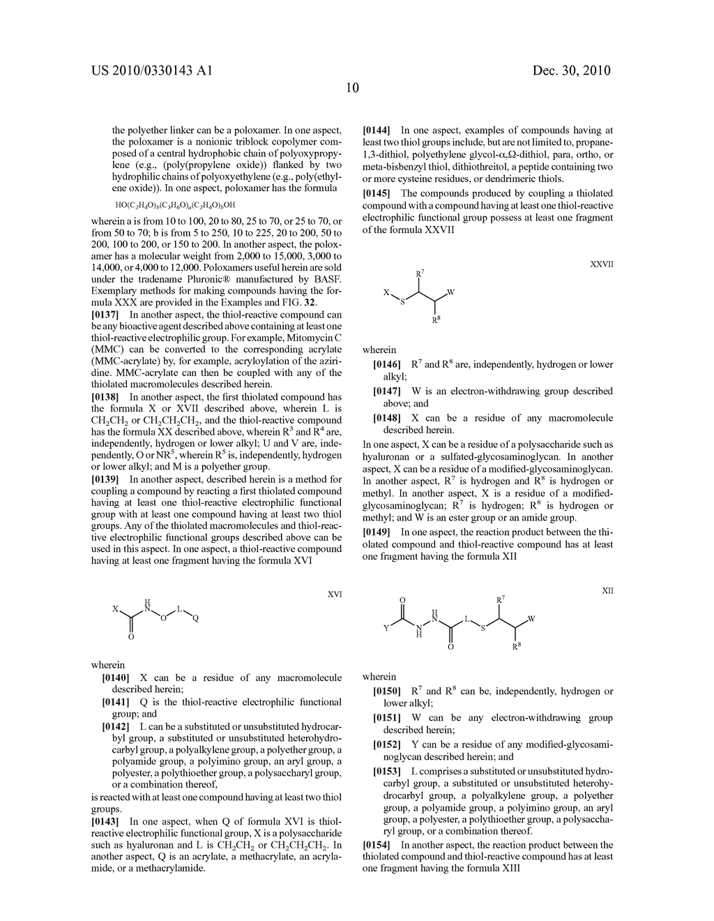 MODIFIED MACROMOLECULES AND METHODS OF MAKING AND USING THEREOF - diagram, schematic, and image 46