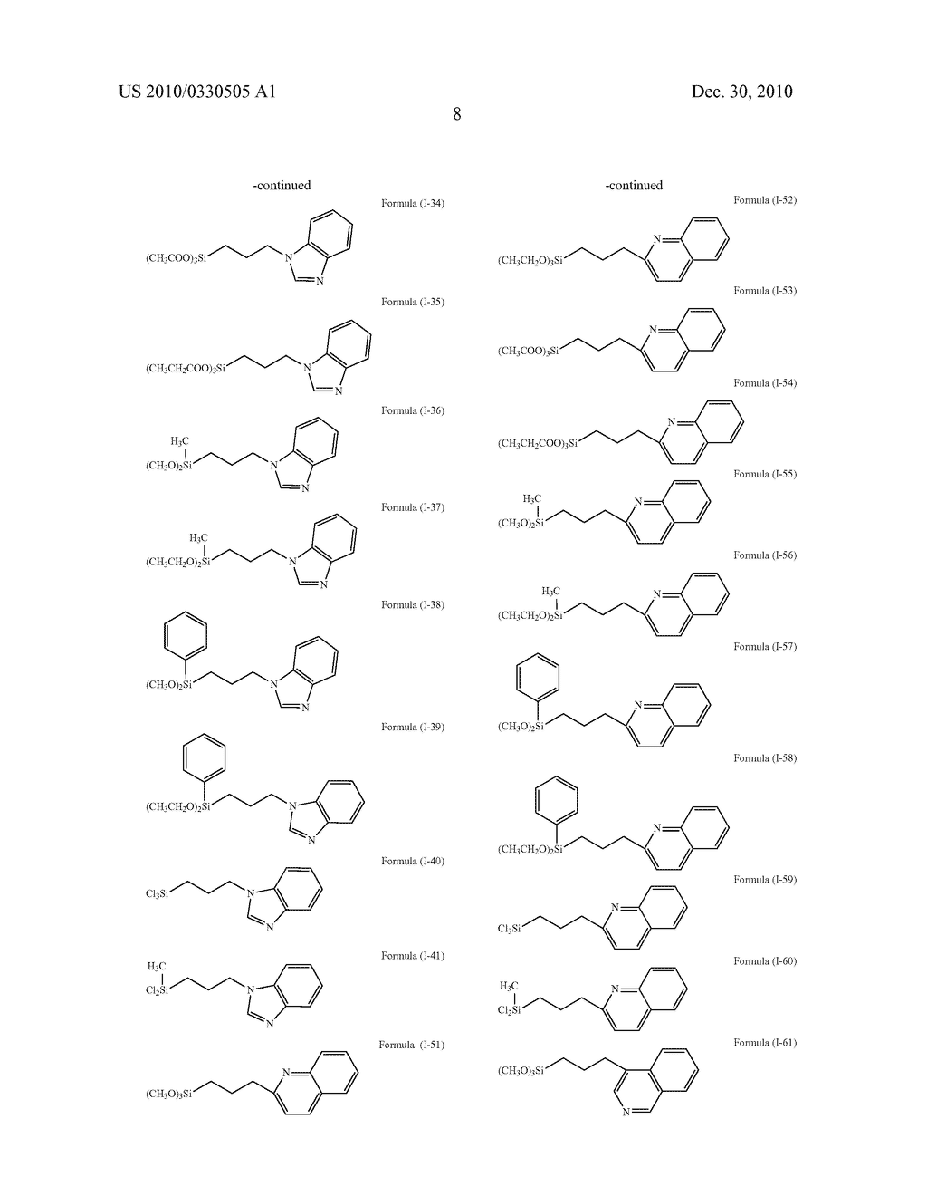RESIST UNDERLAYER FILM FORMING COMPOSITION CONTAINING SILICONE HAVING CYCLIC AMINO GROUP - diagram, schematic, and image 11