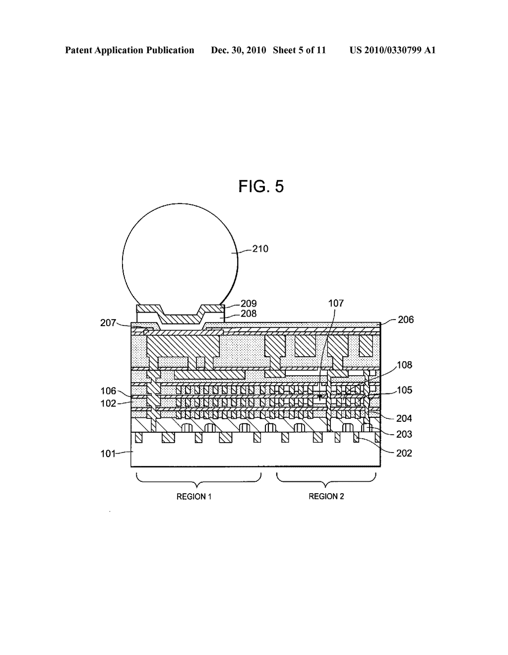 SEMICONDUCTOR DEVICE AND PROCESS FOR PRODUCING THE SAME - diagram, schematic, and image 06
