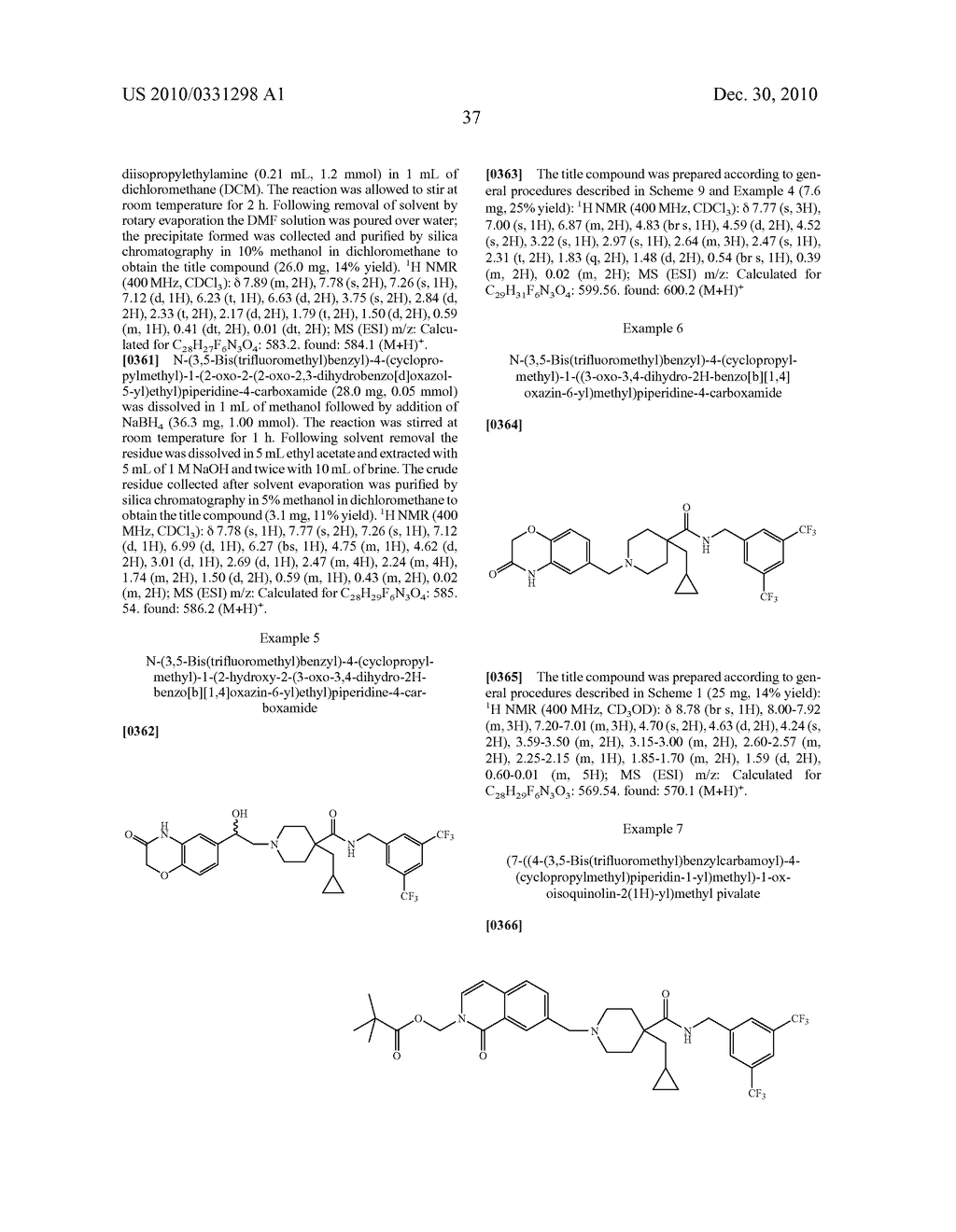 Carboxamide Compounds and Their Use - diagram, schematic, and image 38
