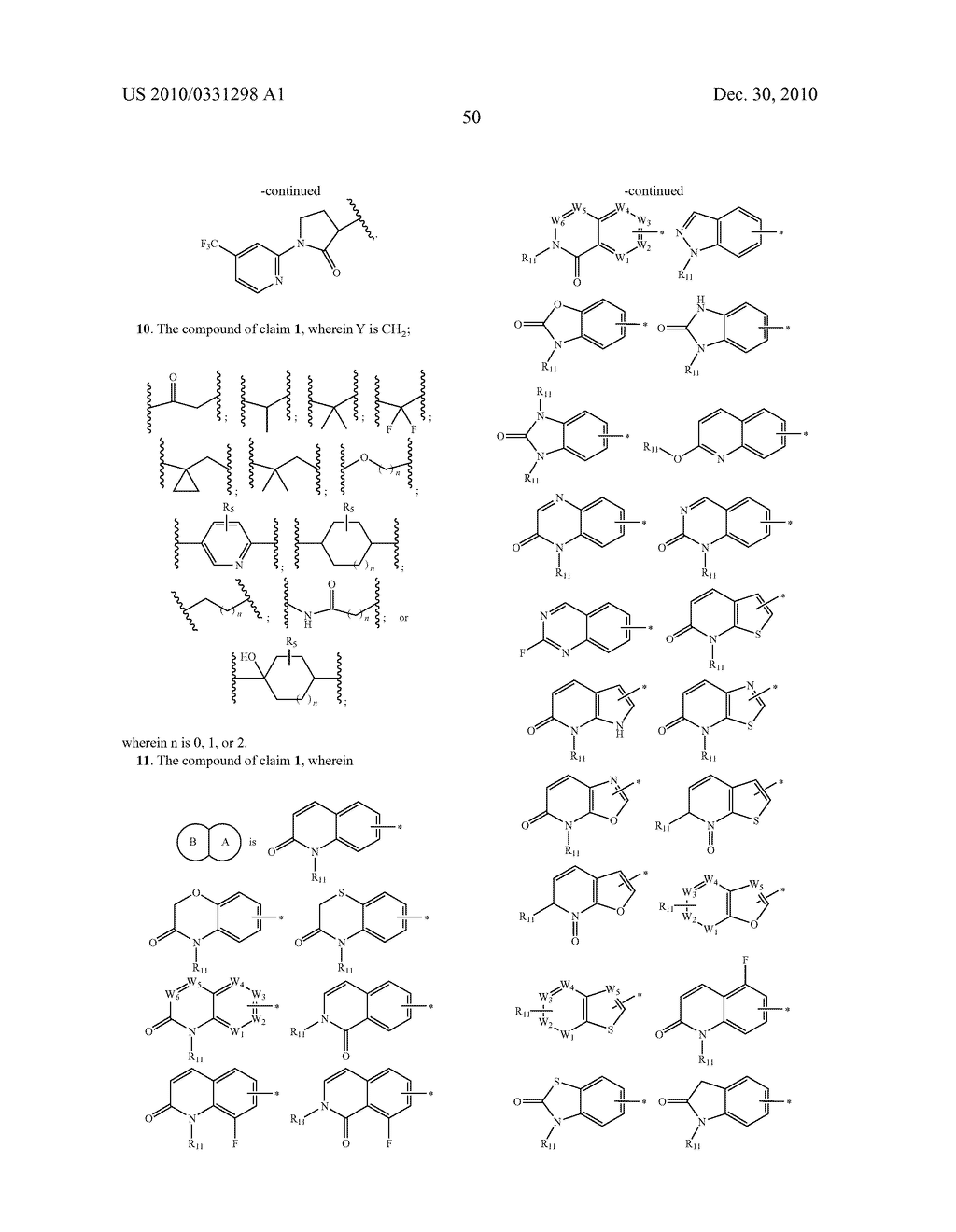 Carboxamide Compounds and Their Use - diagram, schematic, and image 51