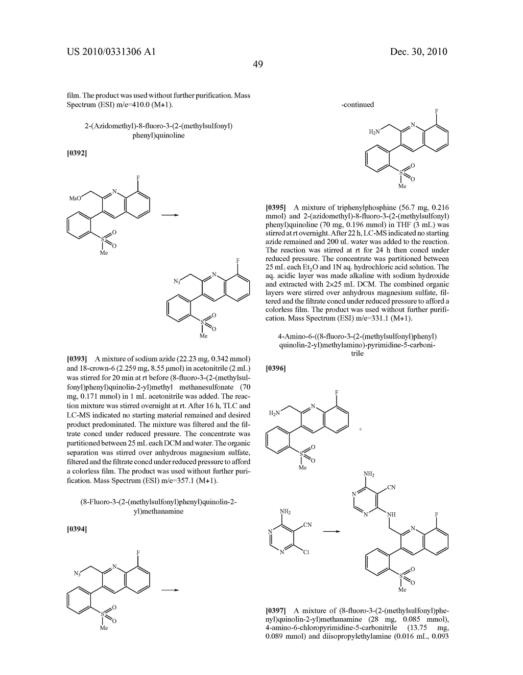 HETEROCYCLIC COMPOUNDS AND THEIR USES - diagram, schematic, and image 50