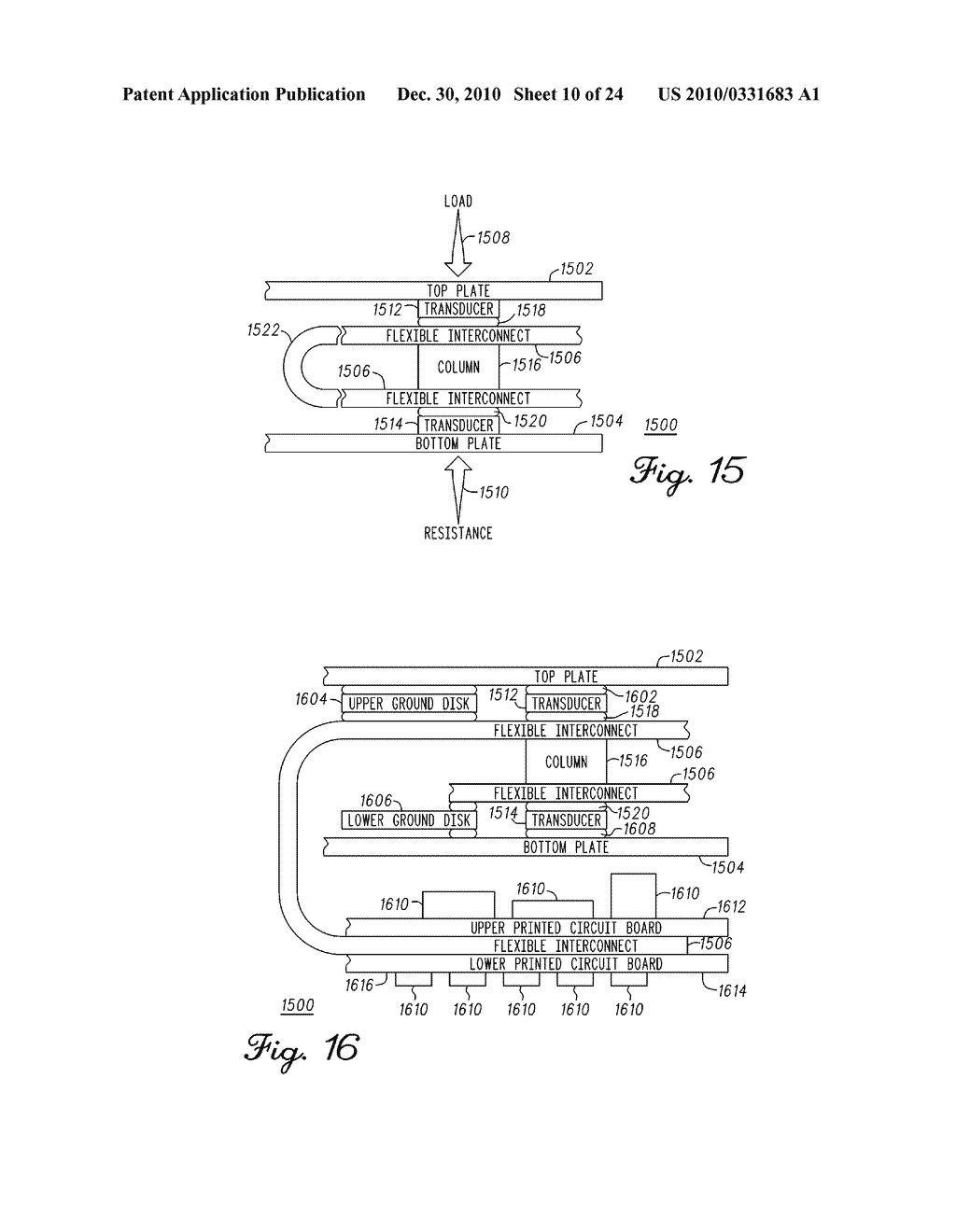 SENSING MODULE FOR ORTHOPEDIC LOAD SENSING INSERT DEVICE - diagram, schematic, and image 11