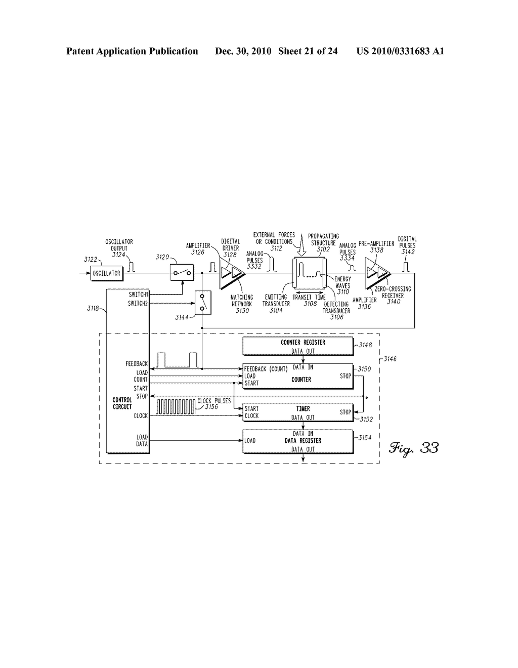 SENSING MODULE FOR ORTHOPEDIC LOAD SENSING INSERT DEVICE - diagram, schematic, and image 22