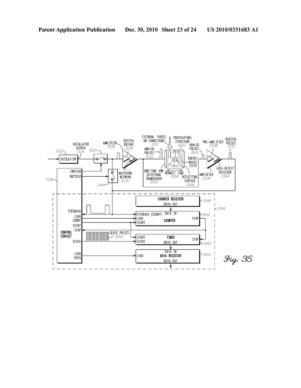 SENSING MODULE FOR ORTHOPEDIC LOAD SENSING INSERT DEVICE - diagram, schematic, and image 24