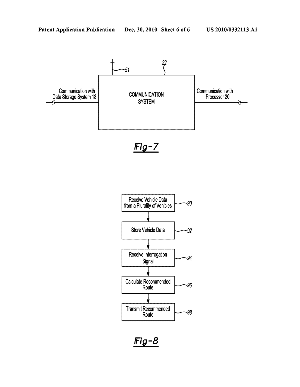SYSTEM AND METHOD FOR PROVIDING ROUTE GUIDANCE TO A REQUESTING VEHICLE - diagram, schematic, and image 07