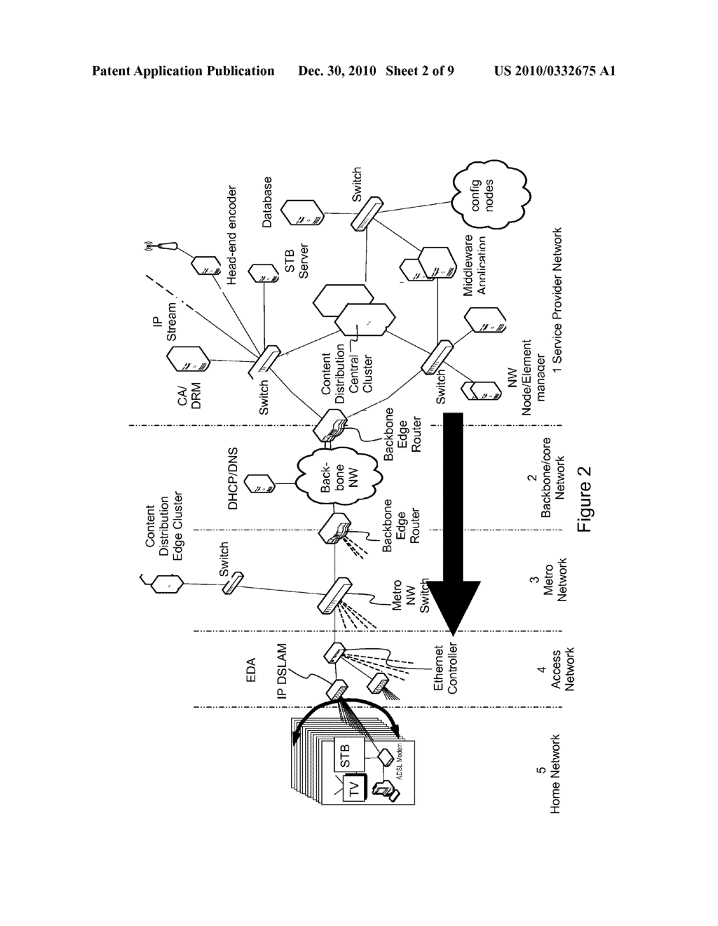 Method and Apparatus for Obtaining Media Over a Communications Network - diagram, schematic, and image 03