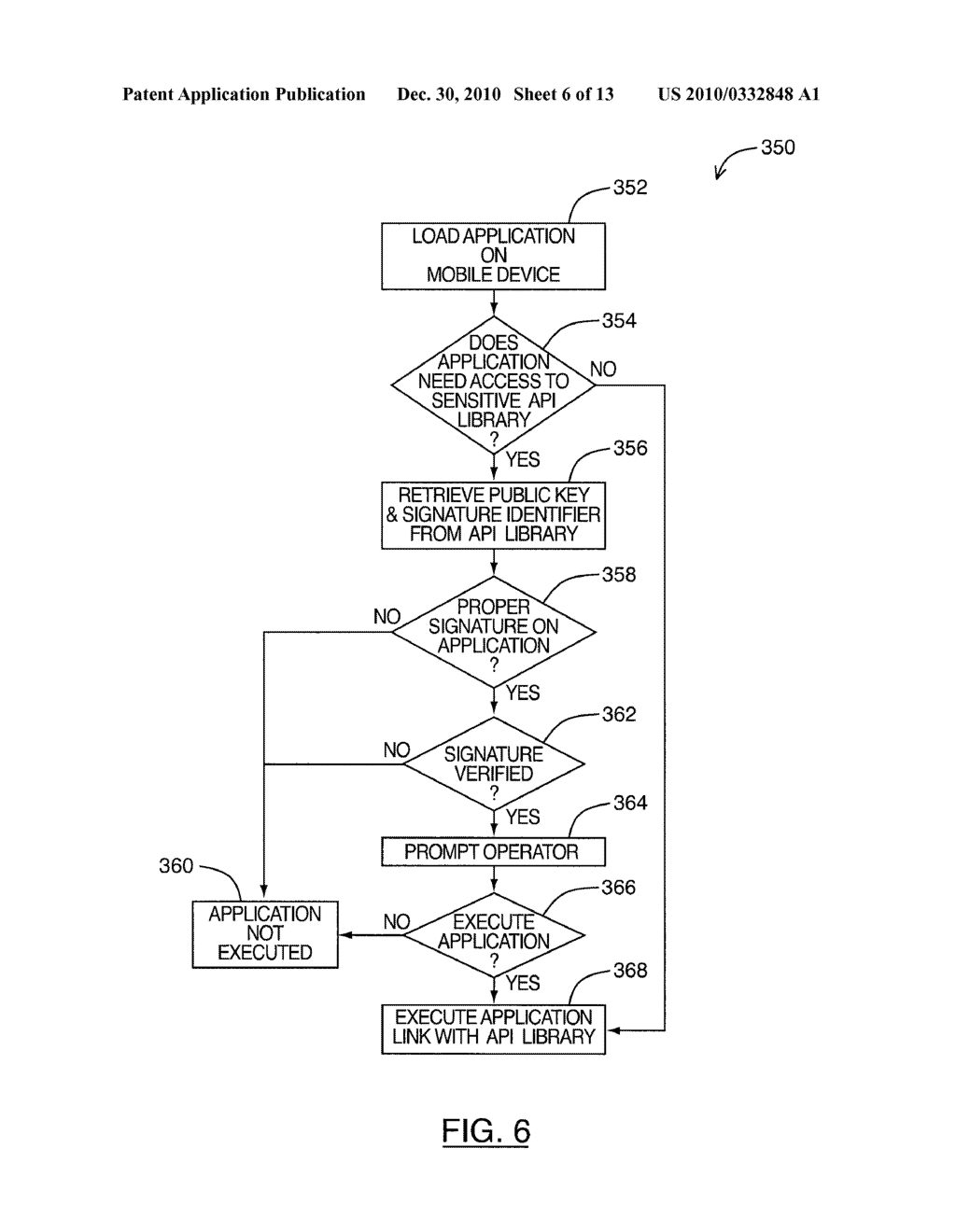 SYSTEM AND METHOD FOR CODE SIGNING - diagram, schematic, and image 07