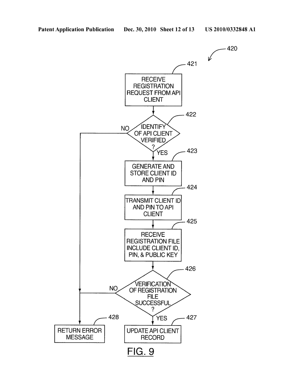 SYSTEM AND METHOD FOR CODE SIGNING - diagram, schematic, and image 13